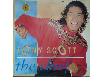 Tony Scott title* The Chief* Club, Hip-House LP Netherlands