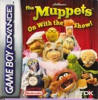 GBA - Muppets: On with the Show! (Komplett) (Beg)
