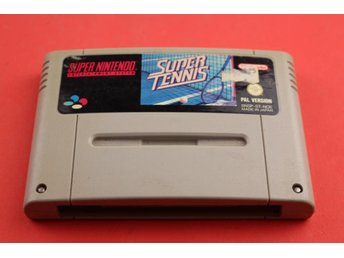 SUPER TENNIS till Super Nintendo SNES