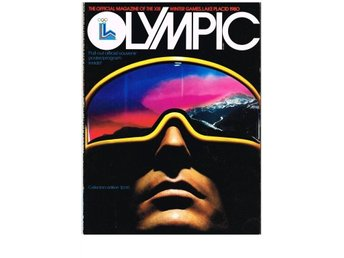 THE OFFICIAL MAGAZINE OF THE XIII OLYMPIC WINTER GAMES LAKE