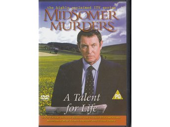 Midsomer Murders A Talent for Life 2003 DVD