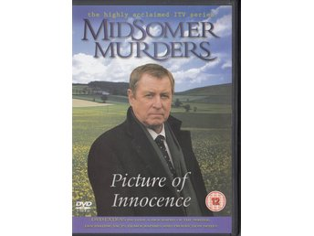 Midsomer Murders Picture of Innocence 2007 DVD