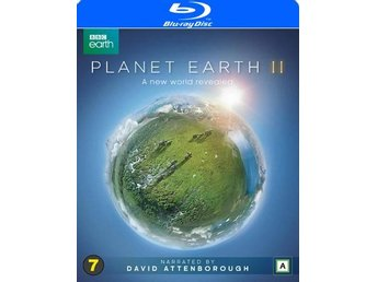 Planet Earth 2 (2 Blu-ray)