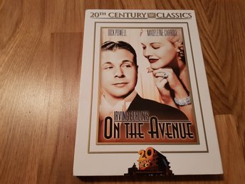 20th Century Classics nr 65 - On the Avenue. Dick Powell. Utgått