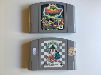 2st NTSC-J spel till N64, Choro Q 2, king of pro baseball