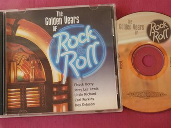 The Golden Years Of Rock & Roll CD (Forever Gold  FG445)