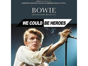 Bowie David: We could be heroes (Blue/Ltd) (Vinyl LP)
