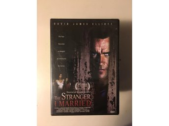 The Stranger i married/Inplastad/David James Elliott