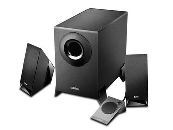 Edifier M1360 2.1ch black multimedia speakers