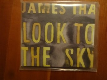 James Iha Look to the Sky CD Toppskick Smashing Pumpkins
