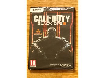 Call of Duty: Black Ops 3 PC DVD-ROM (NY!)