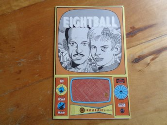 EIGHTBALL No 15-1995