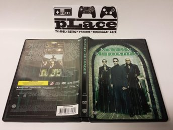 Matrix Reloaded DVD
