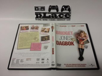 Bridget Jones Dagbok DVD