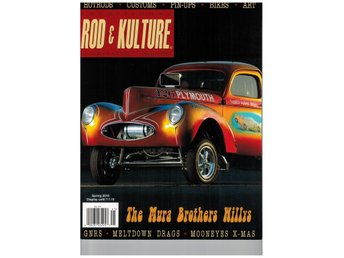 Traditional Rod & Kulture 41