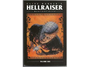Clive Barker's Hellraiser: Masterpieces Volume 1 TP NM Ny Import