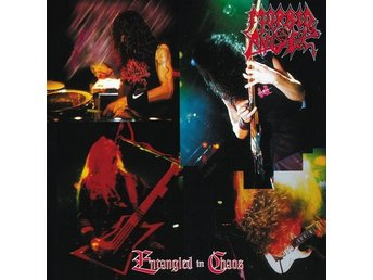 Morbid angel -Entangled in chaos LP live Death metal