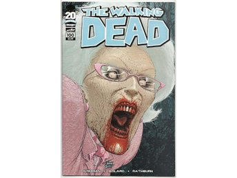 Walking Dead # 100 Cover C NM Ny Import