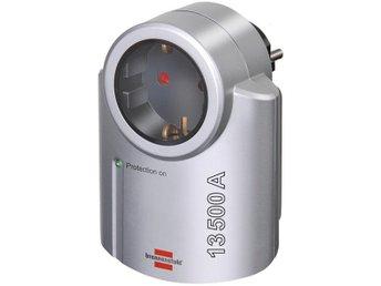 Brennenstuhl, adapter för överspänningsskydd, silver - Höganäs - Brennenstuhl, adapter för överspänningsskydd, silver - Höganäs