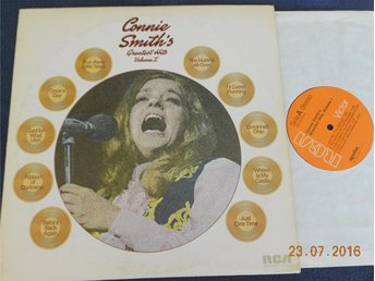 CONNIE SMITH - Greatest Hits Vol. 1 LP RCA Victor USA 1973