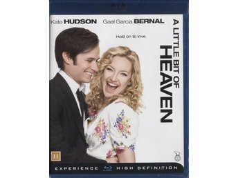 A Little Bit of Heaven - 2010 - Blu-ray - Kate Hudson - Bålsta - A Little Bit of Heaven - 2010 - Blu-ray - Kate Hudson - Bålsta