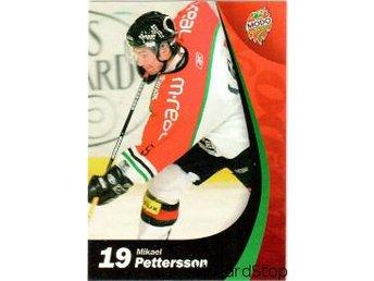 2006-2007 SHL #113, Mikael Pettersson, MoDo Hockey - Linköping - 2006-2007 SHL #113, Mikael Pettersson, MoDo Hockey - Linköping