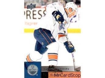 2009-2010 Upper Deck #445, Lubomir Visnovsky, Edmonton Oilers - Linköping - 2009-2010 Upper Deck #445, Lubomir Visnovsky, Edmonton Oilers - Linköping