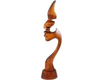 ABSTRAKT träskulptur *Profil*. Skulptur - Kharkiv - ABSTRAKT träskulptur *Profil*. Skulptur - Kharkiv