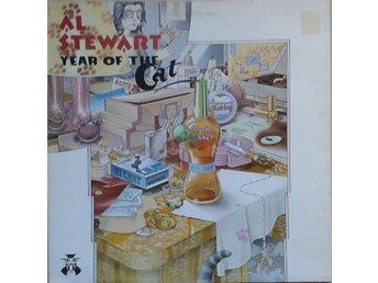 Al Stewart titel* Year Of The Cat* Pop Rock Netherlans LP, Gatefold - Hägersten - Al Stewart titel* Year Of The Cat* Pop Rock Netherlans LP, Gatefold - Hägersten