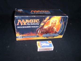 Magic The Gathering - Deck Builders Toolkit