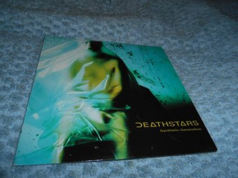Deathstars - Synthetic Generation (cd-singel) nyskick!!