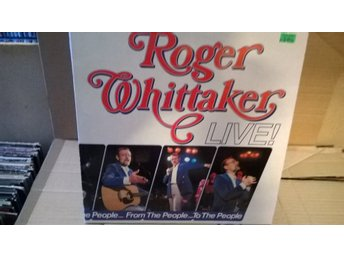 Roger Whittaker - Live! 2 x LP