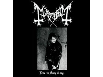 Mayhem: Live in Sarpsborg (Clear) (Vinyl LP) FRAKTFRITT