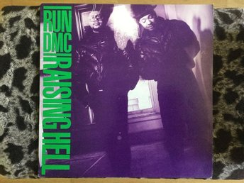 RUN-DMC - RAISING HELL 1986