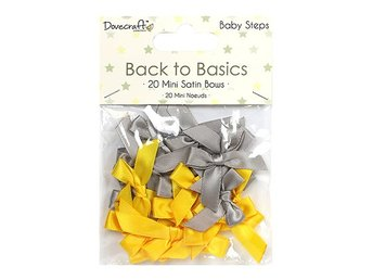 REA! Back to Basics - Baby Steps  - Minirosetter - 20 st