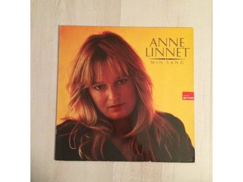 ANNE LINNET - MIN SANG. (SEALED LP)