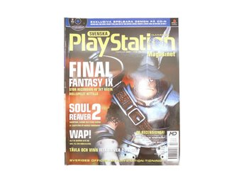 Svenska Playstation Magasinet Nr 39