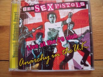 Sex pistols/ Live at the 76 club.