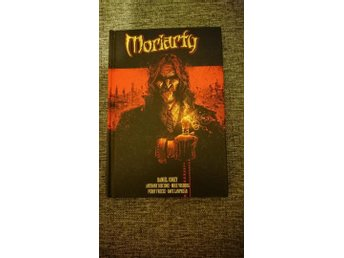 Moriarty Deluxe Edition, Hardcover