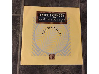 "BRUCE HORNSBY - THE WAY IT IS. (MVG 7"")"