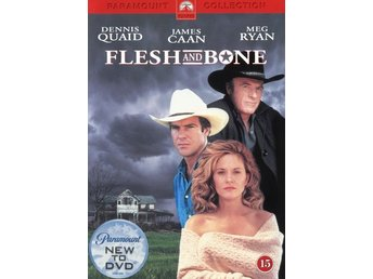 DVD - Flesh and Bone (1993) (Beg)