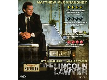 The Lincoln Lawyer '11 - KANONSKICK - Matthew McConaughey - OOP
