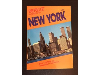 New York Berlitz Reseguide