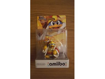 King Dedede No 28 Amiibo Nintendo Wii U Switch