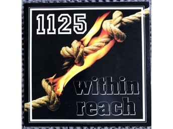 1125 / WITHIN REACH - Split 7""