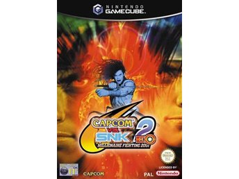 Capcom vs SNK 2 EO - Nintendo Gamecube