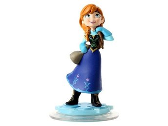 Disney Infinity Wii U PS4 PS3 Xbox 360 Frost Frozen ANNA FP