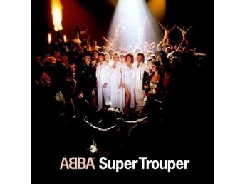 ABBA: Super trouper 1980 (Rem) (CD)