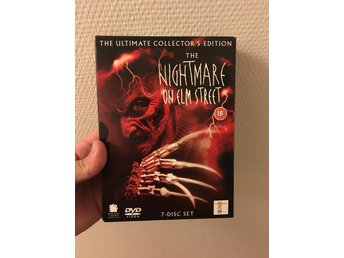 Nightmare On Elm Street - Ultimate Collectors Edition