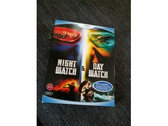 Nightwatch/Daywatch. Blu-ray box